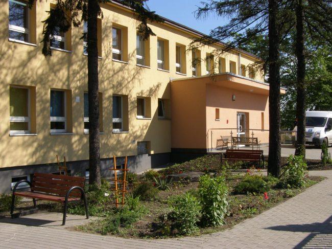 budynek Warsztatu Terapii Zajęciowej