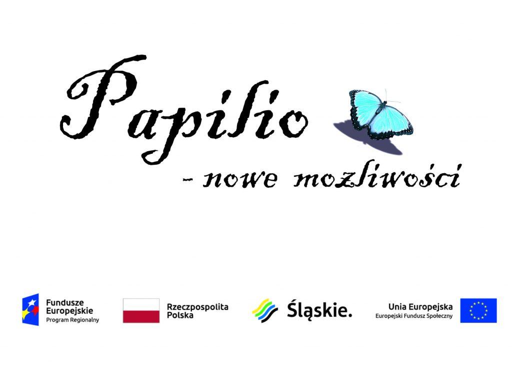 Projekt Papilio dofinansowany z EFS